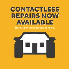 Contactless Repairs Now Available