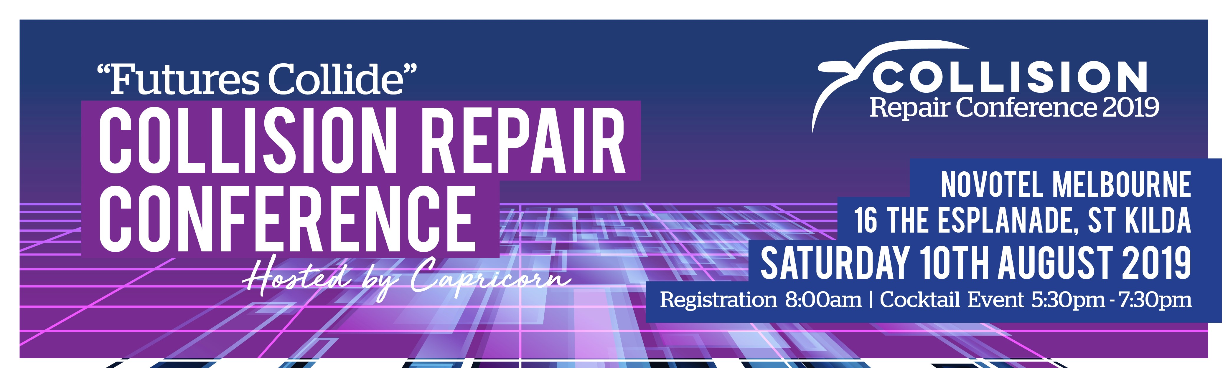 Collision Repair Conference Banner